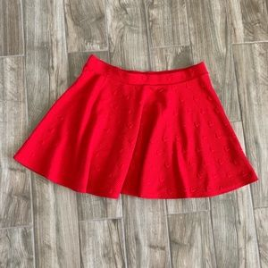 Mickey Mouse Red Circle Skirt - Disney for LC